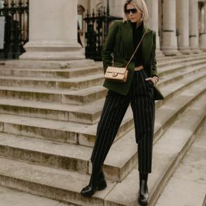Chanel Embossed Gold Mini Flap handbag